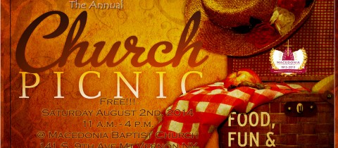 2014 Church Picnic